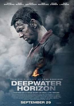 Filmplakat zu Deepwater Horizon