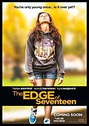 Filmplakat zu The Edge of Seventeen
