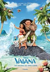Filmplakat zu Vaiana