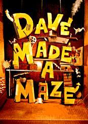 Filmplakat zu Dave Made a Maze