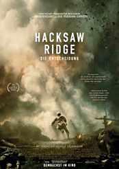 Filmplakat zu Hacksaw Ridge
