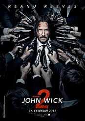 Filmplakat zu John Wick: Kapitel 2