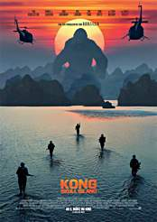 Filmplakat zu Kong: Skull Island