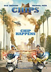 Filmplakat zu CHiPs