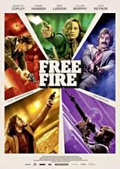 Filmplakat zu Free Fire