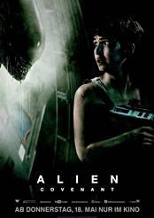 Filmplakat zu Alien: Covenant