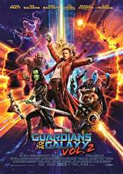 Filmplakat Guardians of the Galaxy 2