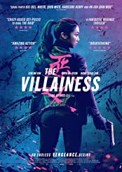 Filmplakat The Villainess