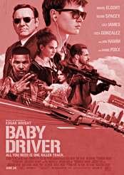 Filmplakat zu Baby Driver