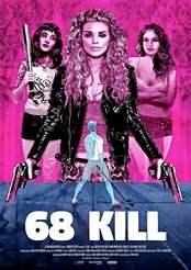 Filmplakat zu 68 Kill