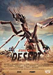 Filmplakat It Came from the Desert