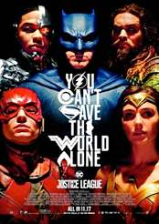 Filmplakat zu Justice League