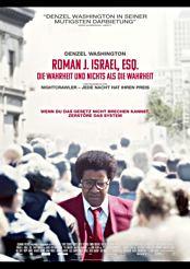 Filmplakat zu Roman J. Israel, Esq.