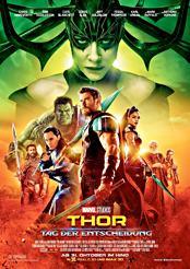 Filmplakat zu Thor - Tag der Entscheidung