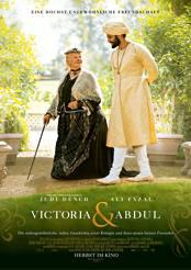 Filmplakat zu Victoria und Abdul