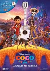 Filmplakat zu Coco