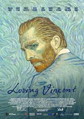 Filmplakat zu Loving Vincent
