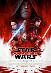 Filmplakat zu Star Wars: Die letzten Jedi