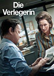 Filmplakat zu Die Verlegerin