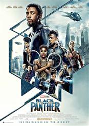 Filmplakat zu Black Panther