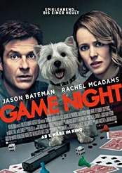 Filmplakat Game Night