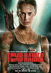 Filmplakat zu Tomb Raider