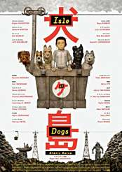 Filmplakat Isle of Dogs