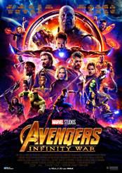 Filmplakat zu Avengers: Infinity War