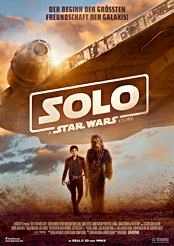 Filmplakat Solo: A Star Wars Story