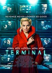 Filmplakat zu Terminal - Rache war nie schöner