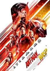 Filmplakat Ant-Man and the Wasp