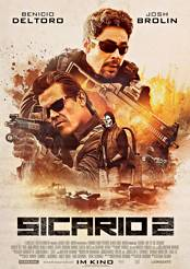 Filmplakat zu Sicario 2