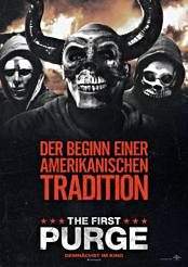 Filmplakat The First Purge
