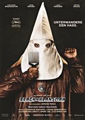Filmplakat zu BlacKkKlansman