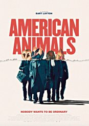 Filmplakat American Animals