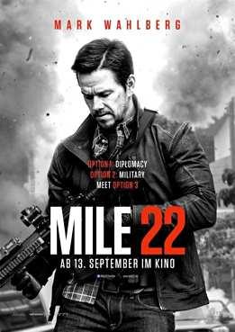 Filmplakat zu Mile 22
