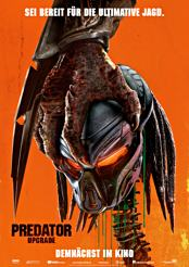 Filmplakat zu Predator - Upgrade