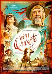 Filmplakat The Man Who Killed Don Quixote