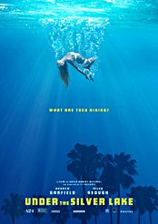 Filmplakat zu Under the Silver Lake