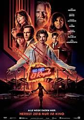 Filmplakat zu Bad Times at the El Royale