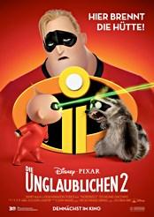 Filmplakat zu Die Unglaublichen 2