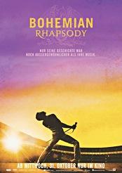 Filmplakat zu Bohemian Rhapsody