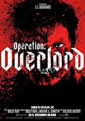 Filmplakat zu Operation Overlord