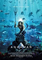 Filmplakat zu Aquaman