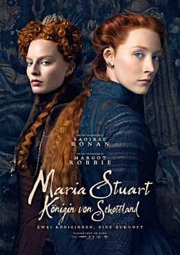 Filmplakat zu Maria Stuart, Königin von Schottland