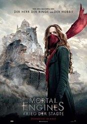 Filmplakat zu Mortal Engines