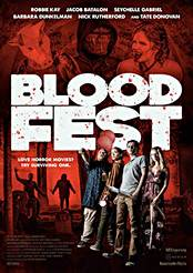 Filmplakat Blood Fest