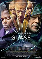 Filmplakat Glass
