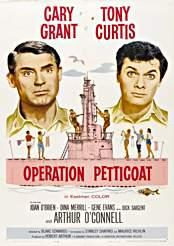 Filmplakat zu Unternehmen Petticoat