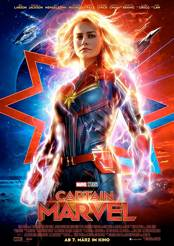 Filmplakat zu Captain Marvel